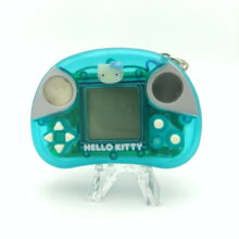 Sanrio HELLO KITTY FITTY Fit Fat Handheld Game TOMY Clear blue