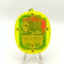 Bandai Go Go Connie Chan LCD Mame Game Clear Yellow 1997 2