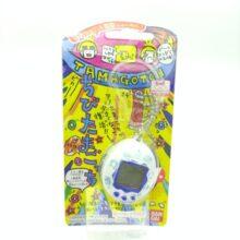 Tamagotchi Bandai Original Chibi White w/ blue – Blanc