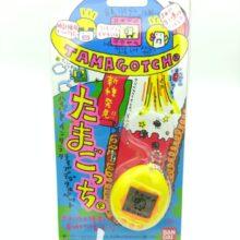 Tamagotchi Original P1/P2 Yellow w/ orange Bandai 1997