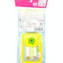 Tamagotchi Leash gear Yellow lanyard Kuchipatchi charm Bandai 2