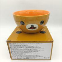 Rilakkuma Bowl Lawson San-X Kawaii 13cm * 7cm Japan