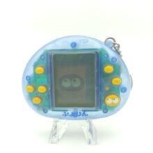 COMPILE LCD game PUYORIN mini PUYO PUYO  Virtual pet Clear blue