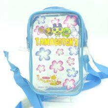 Tamagotchi Case Blue Bandai 16*10*3cm