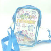 Tamagotchi Case Blue Bandai 16*10*3cm 2