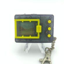 Digimon Digivice Digital Monster Ver 2 Clear grey w/ yellow Bandai