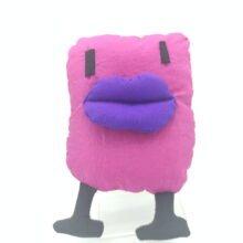 Plush Case Bandai Tamagotchi 12cm Pink