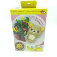 San-X Bento box Rilakkuma Rice Punching Maker Mold