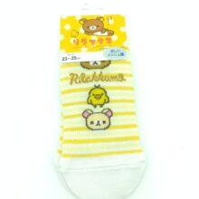 San-X Rilakkuma Socks 23-25cm Goodies