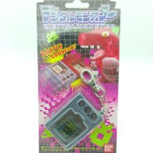 Digimon Digivice Digital Monster Ver 1 Grey gris Bandai boxed