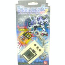 Digimon Digivice Digital Monster Ver 2 White with grey Bandai