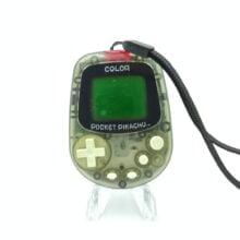Nintendo Pokemon Pikachu Pocket Color Game Grey Pedometer