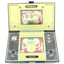 Game & Watch Pinball PB-59 Multi screen Nintendo Japan 2