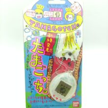 Tamagotchi Original P1/P2 Clear White Original Bandai 1997