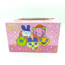 Metal box Bandai Tamagotchi pink