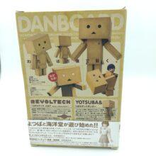 Kaiyodo Revoltech Danboard Amazon Box Ver. Japanese 13cm 2