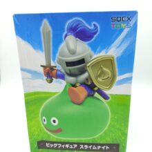 Dragon Quest Soft Vinyl Monster Slime Knight PVC Figure 14cm