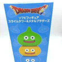 Dragon Quest Soft Vinyl Monster Slime tower PVC Figure 14cm