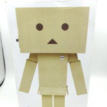 Kaiyodo Taito Danboard Big figure Ver. Japanese 30cm