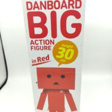 Kaiyodo Taito Danboard Big figure Red Ver. Japanese 30cm 2