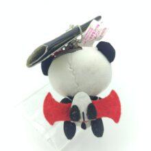 Panda-Z THE ROBONIMATION Keychain Porte clé Plush Megahouse 9cm 2