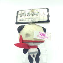 Panda-Z THE ROBONIMATION Keychain Porte clé Plush Rabina Rabinna 9cm 2