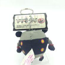 Panda-Z THE ROBONIMATION Keychain Porte clé Plush Black Ham Gear 9cm 2