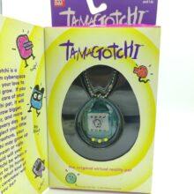 Tamagotchi Original P1/P2 Clear blue Bandai 1997